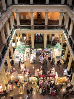 Landmark Center Old Fashioned Holiday Bazaar